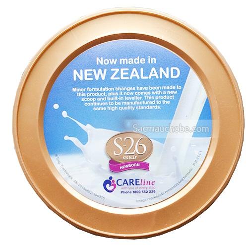 Sữa S26 và xoay quanh những câu hỏi liên quan đến sự xuất hiện của quốc gia Newzeland hay Singapore