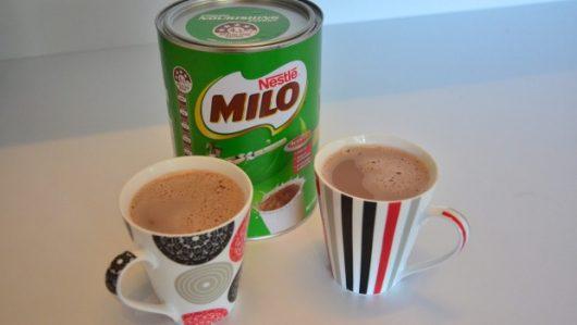 Sữa Nestle Milo Úc