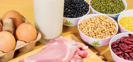 Thực phẩm chứa nhiều Lysine