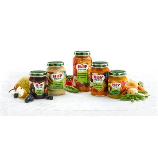Hipp là một trong những dòng dinh dưỡng đóng lọ chất lượng cao đang được nhiều khách hàng tin dùng