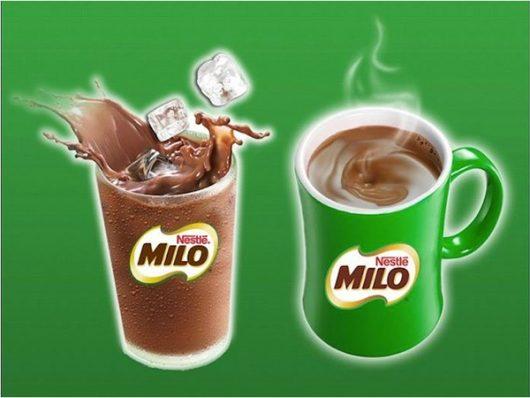 Cùng thưởng thức hương vị thơm ngon khi pha với đa và pha nóng với sữa Nestle Milo