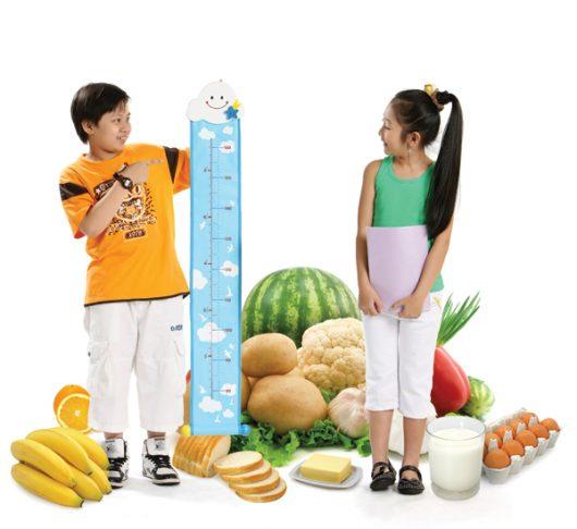 Canxi thúc đẩy phát triển chiều cao, giúp xương chắc khỏe hơn