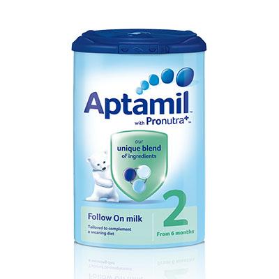 Sữa aptamil Anh là lựa chọn của nhiều bà mẹ mỉm sữa tại Việt Nam dành cho bé