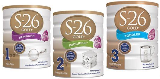 Sữa S26 Úc