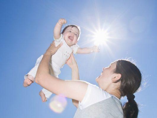 Bổ sung Vitamin D đúng cách dành cho bé