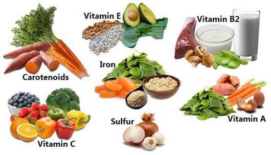 Các thực phẩm nên bổ sung dành cho bé