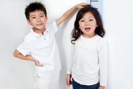 Chiều cao trẻ em Việt Nam với các quốc gia trên thế giới