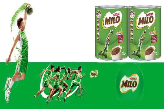 Sữa Milo Úc - Nguồn năng lượng tuyệt vời cho trẻ