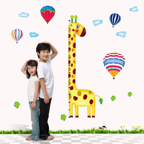 Phát triển chiều cao cân đối dành cho bé