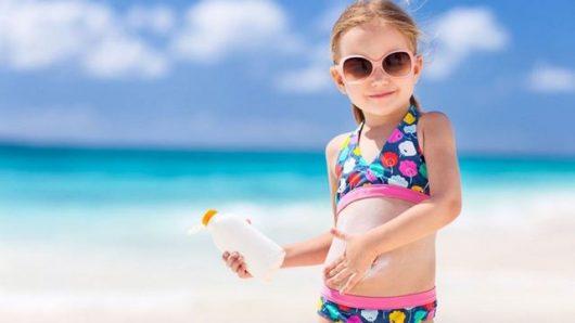Bổ sung Kem chống nắng là biện pháp an toàn và hiệu quả cho làn da