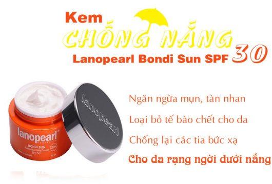 Kem chống nắng Lanopearl Bondi Sun SPF 30+