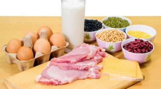 Một số thực phẩm cung cấp nhiều Lysine cho bé