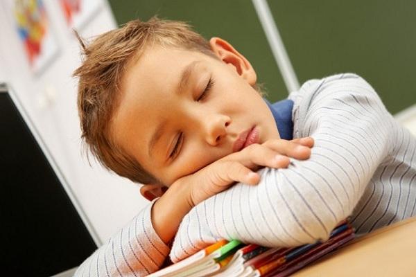Thiếu máu ở trẻ em dẫn đến mệt mỏi