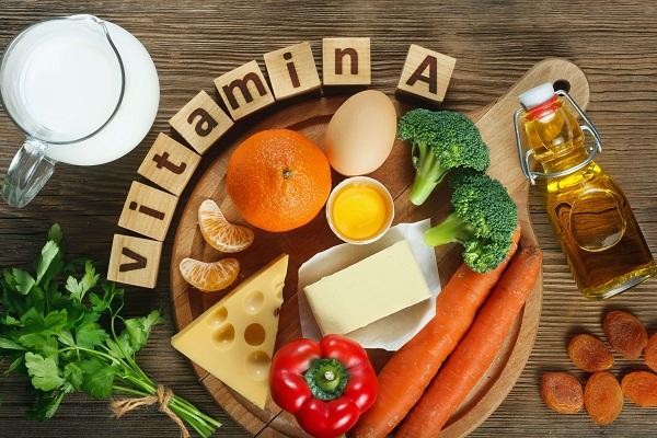 Vitamin A giúp chống lại bệnh sởi