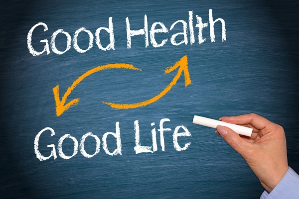 35130340 - good health and good life