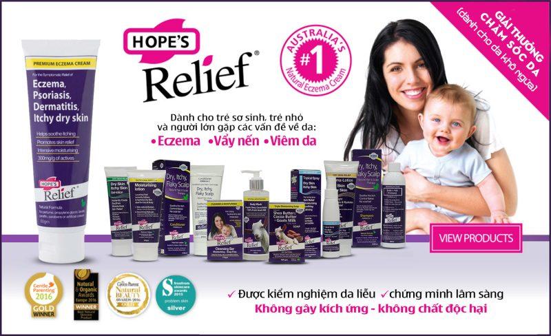 Hope's Relief Mahini Web Graphic 998x415 Pixels