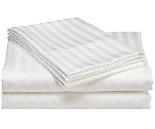 Phần vải phủ chăn phải là vải cotton tốt
