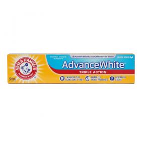Kem đánh răng AdvanceWhite Arm& Hammer Mỹ - 120 gram ( Kem Đánh Răng Cây Búa)