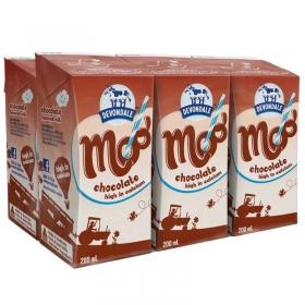 Sữa tươi vị socola Devondale Moo Chocolate Milk 200ml