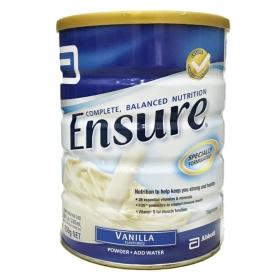Sữa bột cho người lớn Ensure Úc 850g