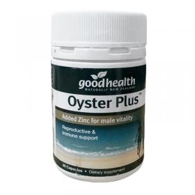 Tinh chất hàu Oyster Plus Goodhealth (30 viên)
