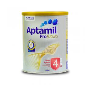 Thực phẩm bổ sung dinh dưỡng Aptamil Pro Futura Số 4 (Trên 3 tuổi) 900g – Úc