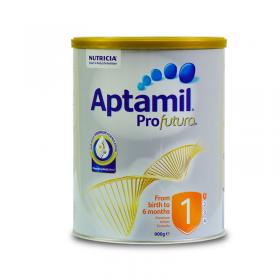 Thực phẩm bổ sung dinh dưỡng Aptamil pro Úc số 1 cho trẻ từ 0-6 tháng lon 900g