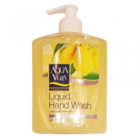 Nước rửa tay tinh chất hương chanh Aquavera 500ml