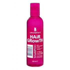 Dầu gội giảm rụng, kích thích mọc tóc Lee Stafford Shampoo Hair Growth 200ml