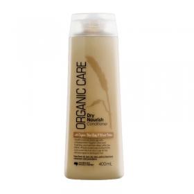 Dầu xả phục hồi tóc hư tổn Organic Care Dry Nourish Conditioner Úc 400ml