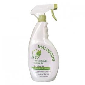 Gel rửa tay khô Thái Dương 480ml (Dạng vòi/ Dạng xịt)