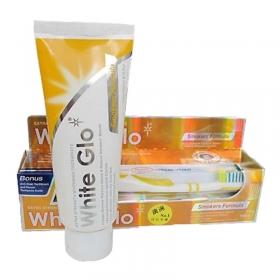 Kem đánh răng làm trắng răng cho người hút thuốc White Glo Smoker Formula Whitening Toothpaste