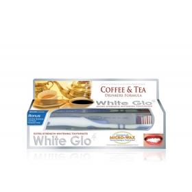 Kem đánh răng làm trắng dành cho người uống trà và cà phê Coffee and Tea Drinkers Formula White Glo Úc 150g