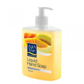 Nước rửa tay tinh chất xoài và dưa gang Aquavera 500ml