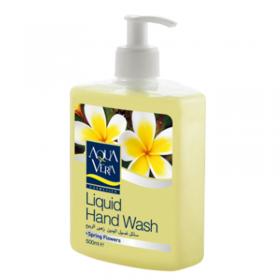 Nước rửa tay tinh chất hoa xuân Aquavera 500ml