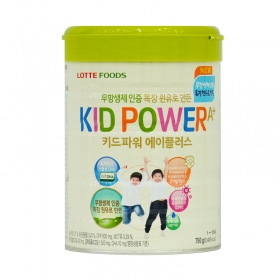 Sữa KID POWER A+ Hàn Quốc 750G (trẻ từ 1-10 tuổi)