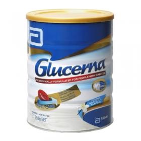Thực phẩm bổ sung dinh dưỡng Abbott Glucerna hương Vani 850g( Dành cho bệnh nhân tiểu đường)