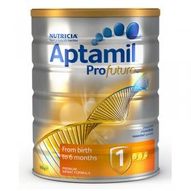 Sữa Aptamil Úc số 1 Profutura (900G) cho trẻ từ 0 - 6 tháng tuổi