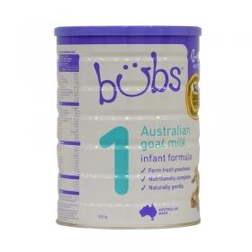 Sữa Dê Bubs Organic Goat Milk Số 1 Của Úc (Cho bé từ 0-6 tháng tuổi)