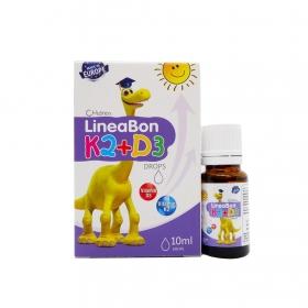 Vitamin tăng chiều cao MK7 - Lineabon K2 + D3 10ml