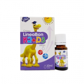 Vitamin tăng chiều cao MK7 - Lineabon K2 + D3