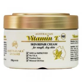 Kem chăm sóc và phục hồi da Vitamin E Skin Repair Cream MKII 250g