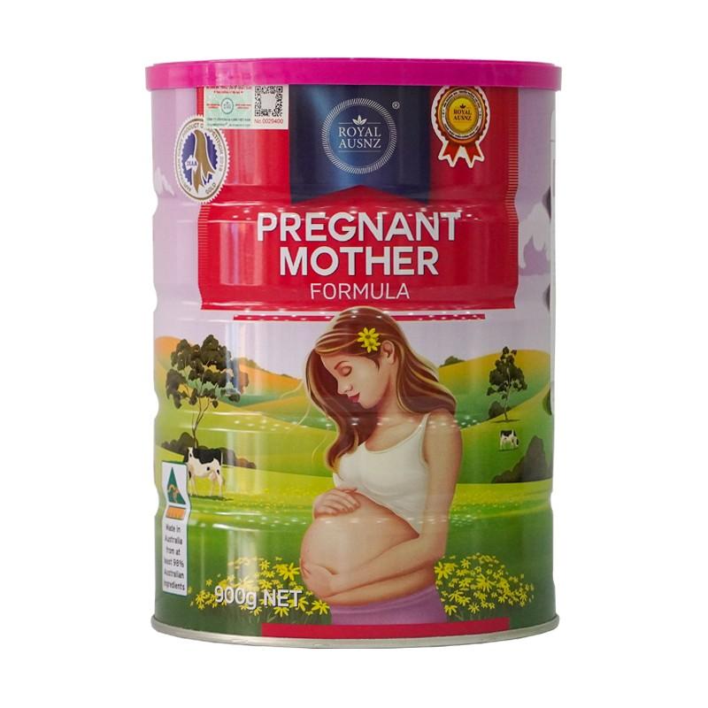 Sữa hoàng gia Pregnant Mother Formula 900G- Dành cho phụ nữ mang thai