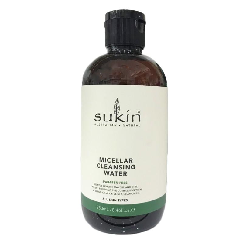 Nước tẩy trang Sukin 250ml