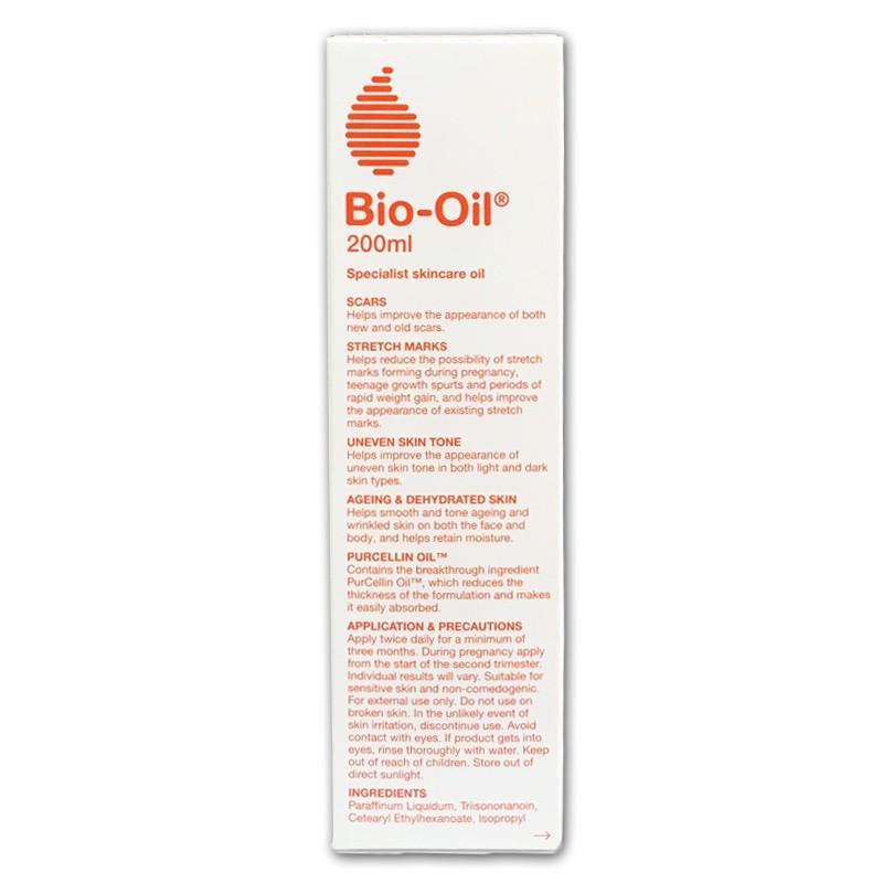 Tinh Dầu Trị Rạn Da Bio Oil 200ml