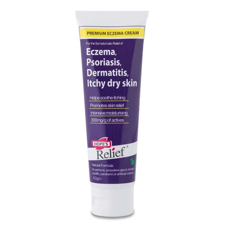 Kem dưỡng ẩm cho da Hope's Relief đặc trị viêm da, eczema, vẩy nến 60g