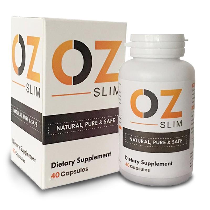 Oz Slim giảm cân an toàn, hiệu quả hộp 40 viên