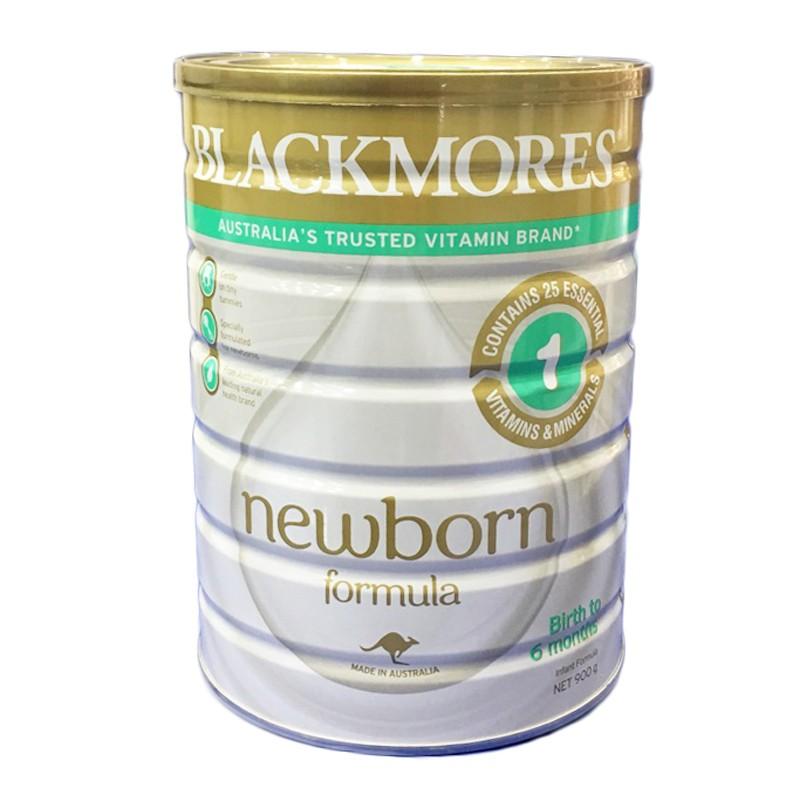 Sữa Blackmores Newborn Fomula số 1- 900gr