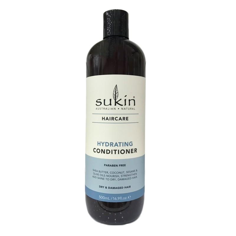 Dầu xả thảo dược dưỡng ẩm Sukin Hydrating Conditioner 500ml