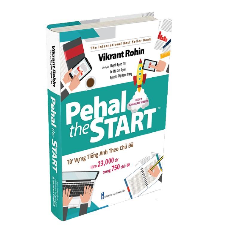 Cuốn từ vựng tiếng anh Pehal The Start